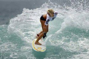 señorita surfista