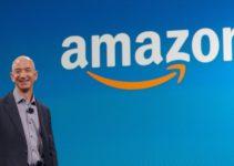 Jeff Bezos con Amazon