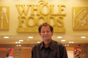 John Mackey con Whole Foods