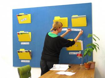 Organizar la oficina factor clave para el xito de - Ideas para organizar papeles en casa ...