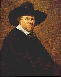 Jan Van Goyen fue un prolífico pintor que sufrió el desplome de los mercados de Tulipanes, dejandole significantes deudas.