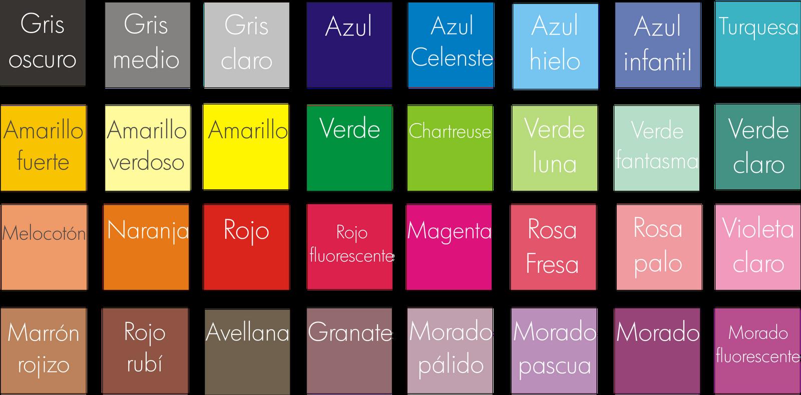 Colores para negocios el color de los negocios el color de tu xito - Paleta de colores pared ...