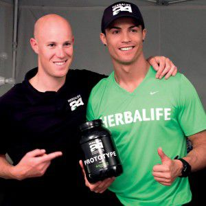 Grandes deportistas están disfrutando de los Beneficios de Herbalife.
