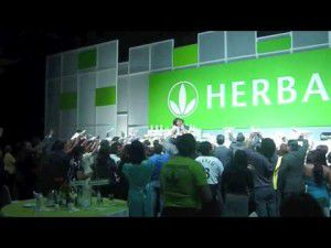 Entrenamientos Herbalife