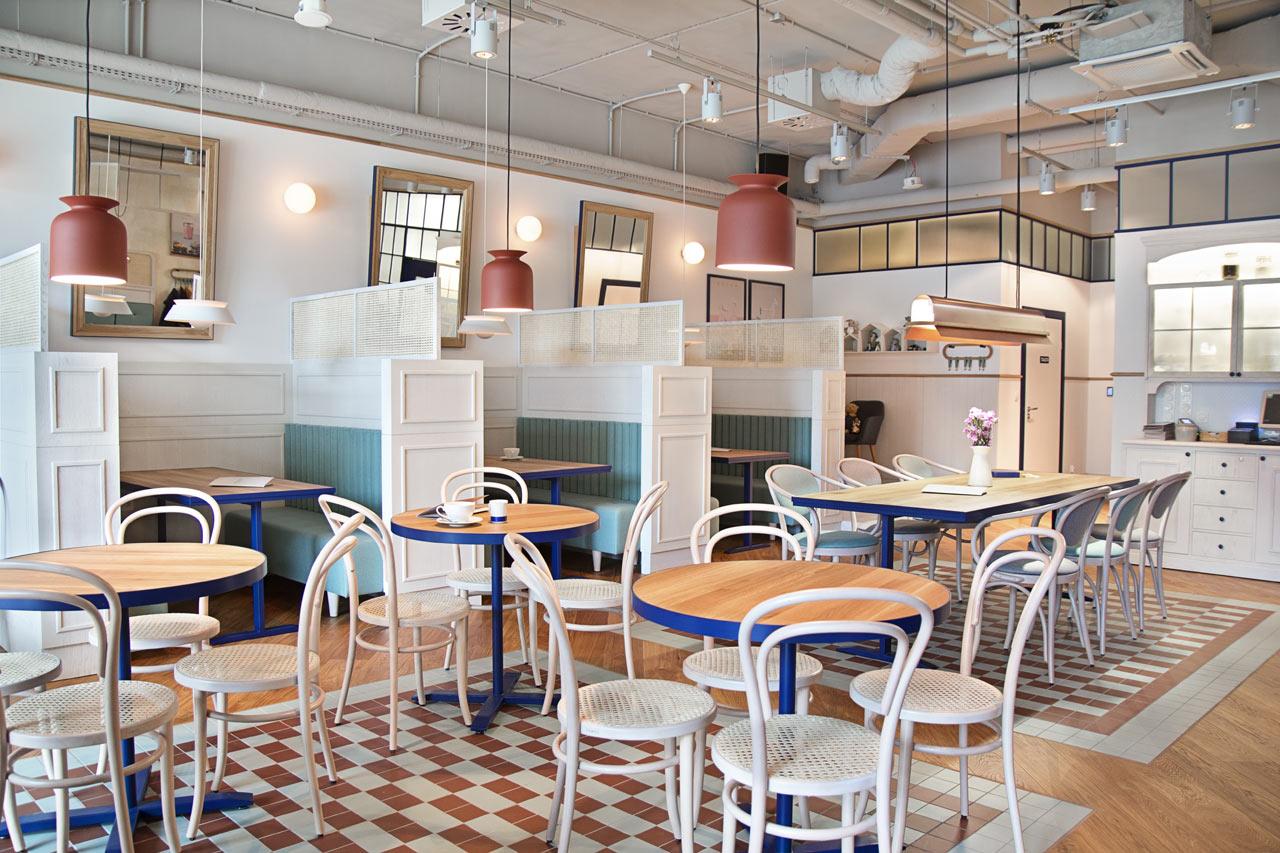 Colores para cafeter as los mejores - Decoracion de cafeterias pequenas ...