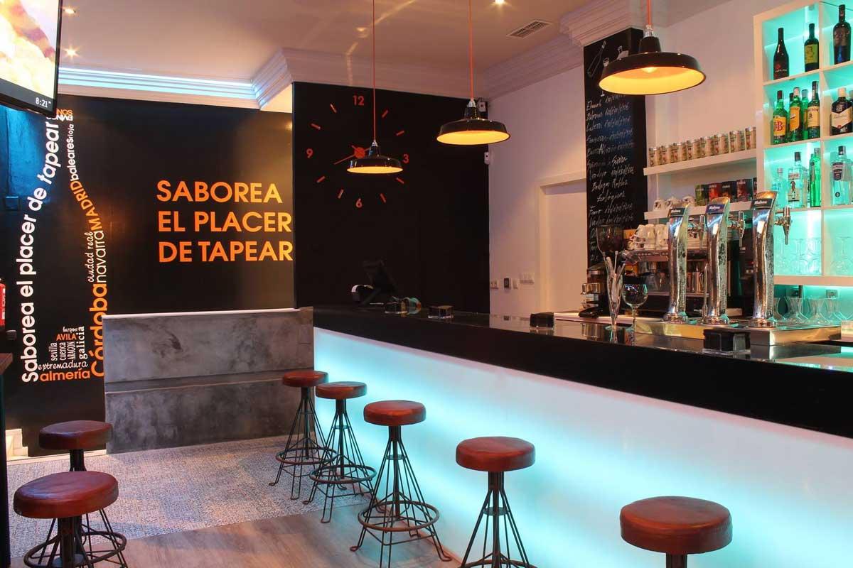 Los mejores colores para bares - Decoracion bares modernos ...